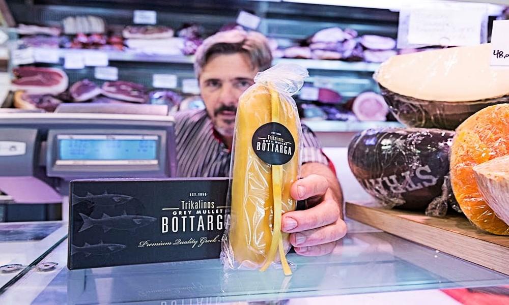 """Όταν το αυγοτάραχο γίνεται """"bottarga""""…"""