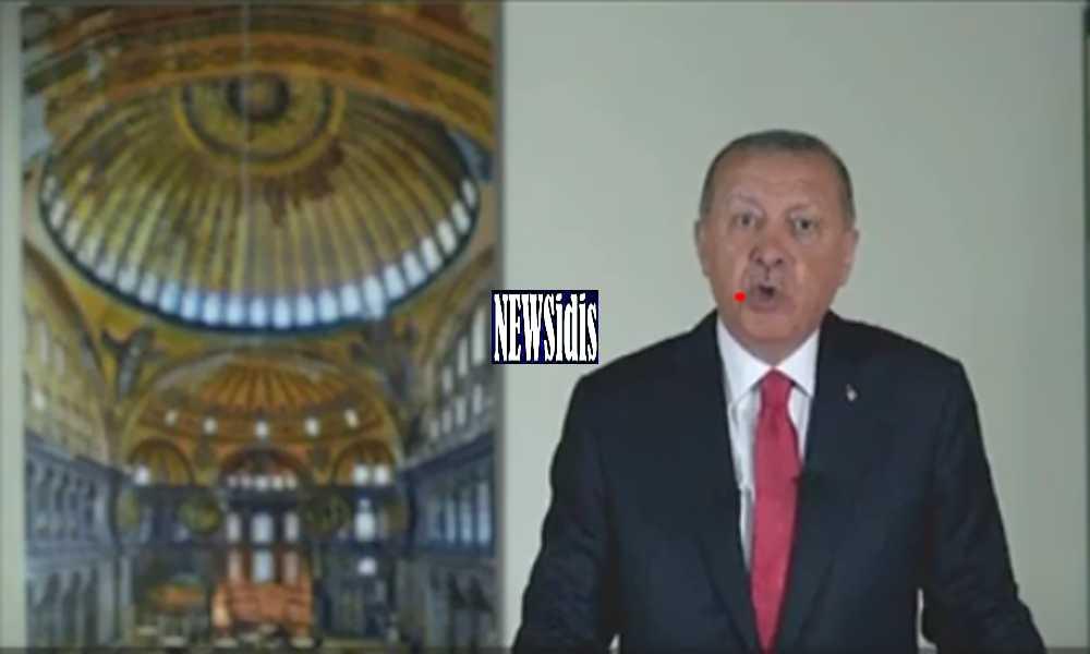 Επομενος στοχος η η διεθνης απομονωση Ερντογαν και Αγκυρας